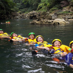 green canyon body rafting .