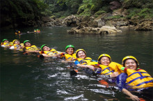 Green Canyon Inc. Full Body Rafting