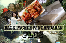 Paket Backpacker Plus